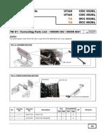 DCC6526L DCC6626L TechnicalBulletin 20140627