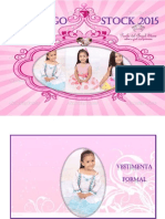 Catálogo Paula Del Angel Store 2015