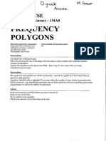 48 frequency polygons d grade answers