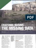 Brasil Cratonic Basins Project - BP