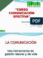 Curso Comunicacion Efectiva CRS Cordillera