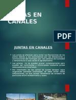 JUNTAS EN CANALES.pptx