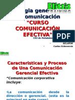 Tipologia Genérica de La Comunicación