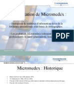 Présentation Micromedex