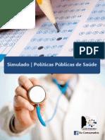 Simulado Políticas Públicas de Saúde