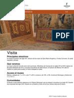 Guia a La Fundación Antonio Pérez