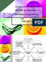 Cultura Calitu0103u0163ii in Educatie