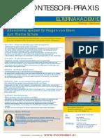 Montessori Zentrum Elternakademie Schulkinder