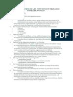 63 Convenios Suscritos Por México
