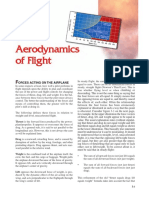 Aerodynamics in Flight