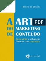 eBook Marketing Conteudo
