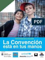 GUIA Convención Derechos Infancia UNICEF