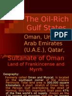 Oil Rich Gulf