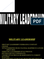 Ppt 5 - Mil Lead and Transactional