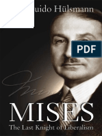 Mises The Last Knight of Liberalism.epub