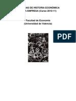 Lecturas Historia Econxmica de La Empresa 2010x11