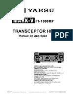 Manual Mark-V Ft1000mp