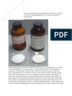 The Adsorbent lab