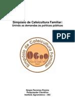Simpósio de Cafeicultura Familiar