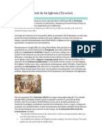 Doctrina Social de La Iglesia Historia