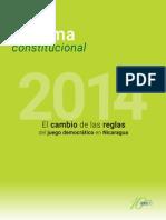 Novena Reforma Constitucional