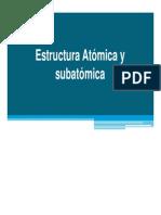 Unidad 2-1 Estructura Atómica (MatIng)