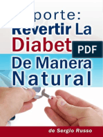 La Diabetes de Manera Natural