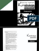 Konstrukcje Spawane - Połączenia - K.J. Ferenc