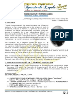 Comunidad Primitiva Del Mundo y Antropogenesis - Preu