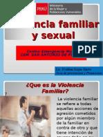 VIOLENCIA FAMILIAR ENCUENTRO ADOLESCENTES.ppt