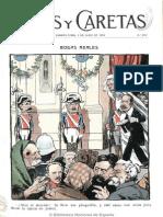 0400 - Caras y Caretas (Buenos Aires). 2-6-1906, No. 400