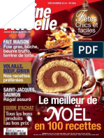 Cuisine Actuelle No.288 - Decembre 2014