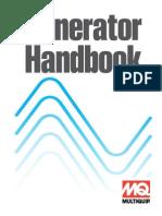 Generator Handbook 0411 DataId 24678 Version 1