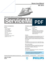 Pegla Philips-4190 Service Manual