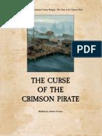 WFRP Adventure Crimson Pirate