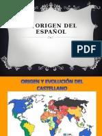 El Origen Del Español