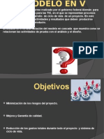 Diapositivas Modelo en V
