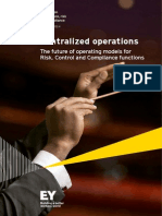 EY Insights on GRC Centralized Operations
