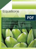 d Equations