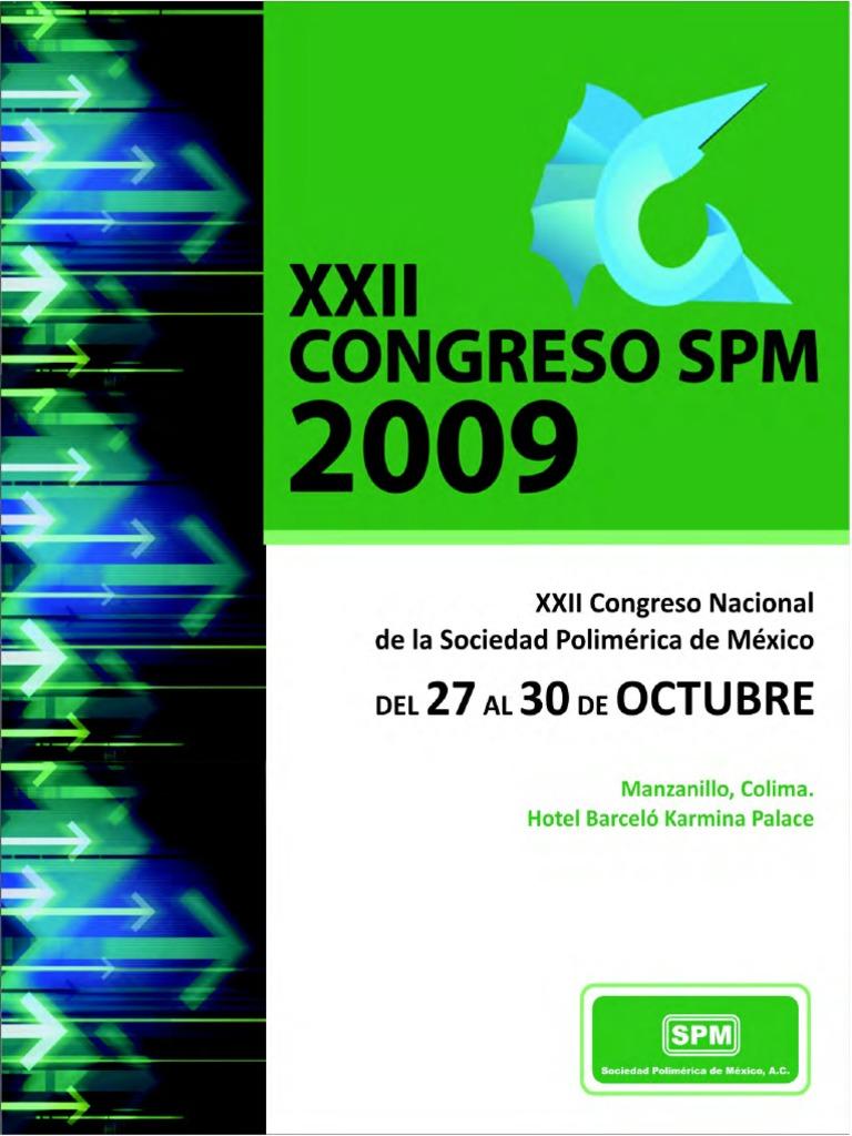 Congreso SPM Manzanillo 2009