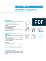 TransHiatal_Oesophagectomy