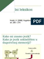 04. Mentalni leksikon