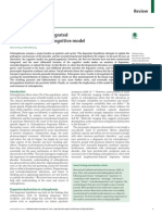 Schizophrenia. an Integrated Sociodevelopmental-cognitive Model