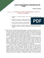 Drept comparat și mari sisteme contemporane de drept.docx