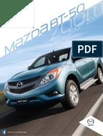 MDZ2905 BT-50 2WD Brochure & Spec Sheet Update v10 WEB