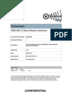 Zm2106 Module Datasheet