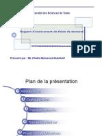 présentataion+d_avancement+de+ma+thèse+à+la+FS+30+01+2008.ppt