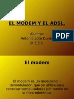 El Modem y El Adsl Scribd