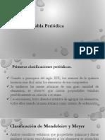 Tabla Periodica Unidad 1- 2015