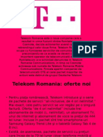 Proiect Telekom Prezentare